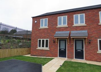 Thumbnail 3 bed semi-detached house for sale in Watterson Close, Mountsorrel, Loughborough