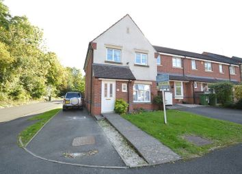 Thumbnail 3 bed end terrace house for sale in Britannia Close, Redditch