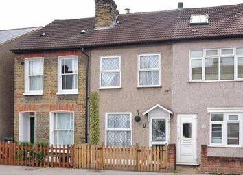 Thumbnail 2 bed terraced house for sale in Theobald Road, Croydon, Surrey