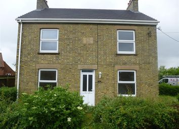 Thumbnail 3 bed property to rent in Doddington Road, Wimblington, March