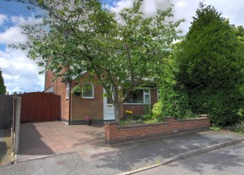 3 bed semi-detached house for sale in Rush Close, Newbold Verdon, Leicester LE9