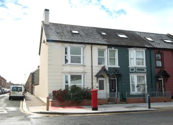 Thumbnail 4 bed end terrace house for sale in Park Avenue, Aberystwyth