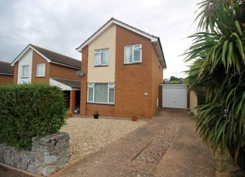 Thumbnail 3 bed detached house for sale in Broadmead, Exmouth