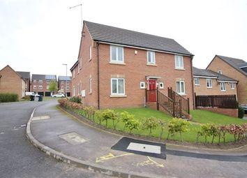 Thumbnail 4 bedroom detached house for sale in Rose Mead, Swallownest