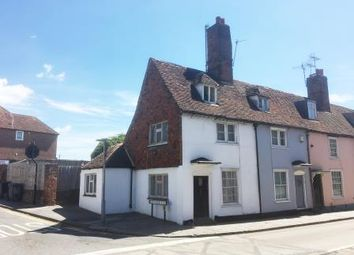 Thumbnail 1 bed end terrace house for sale in 8 Whitstable Road, Canterbury, Kent