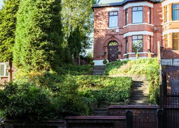 Thumbnail 4 bed semi-detached house for sale in Charlestown Road, Manchester