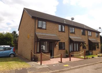 Thumbnail 1 bedroom terraced house for sale in Whitestones, Beeston, Sandy, Bedfordshire