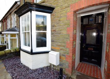 Thumbnail 3 bed terraced house for sale in Cross Inn Road, Llantrisant, Pontyclun
