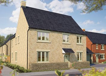 """Thumbnail 4 bed detached house for sale in """"The Broadwell"""" at Todenham Road, Moreton-In-Marsh"""