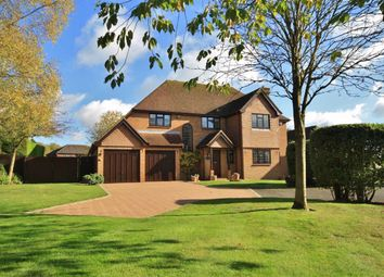 Thumbnail 5 bed detached house for sale in Ridgy Field Close, Wrotham, Sevenoaks