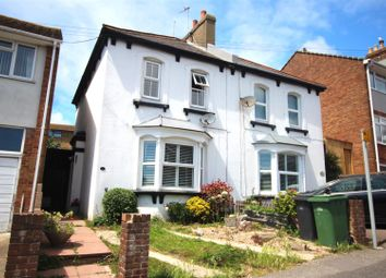 Thumbnail 2 bedroom semi-detached house for sale in Saxon Road, Hastings