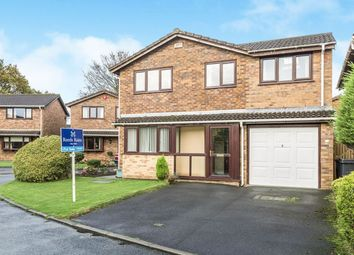 Thumbnail 4 bedroom detached house for sale in Fell View Close, Garstang, Preston