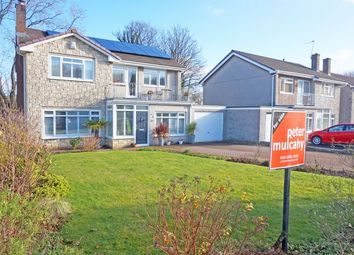 Thumbnail 4 bed detached house for sale in Grange Close, Wenvoe