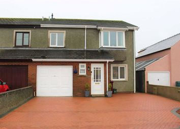 3 bed semi-detached house for sale in Chapel Road, Llanreath, Pembroke Dock SA72