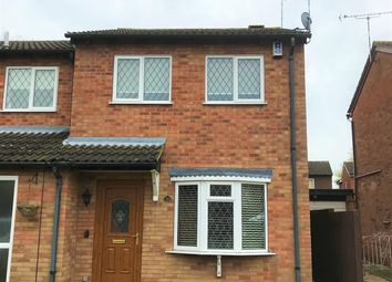 Thumbnail 2 bed end terrace house to rent in Dunvegan Close, Binley, Coventry