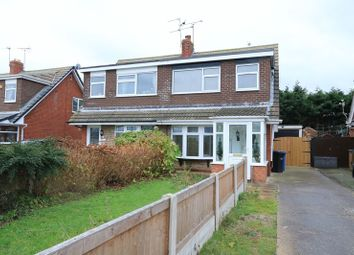 Thumbnail 3 bed semi-detached house to rent in Bastion Gardens, Prestatyn