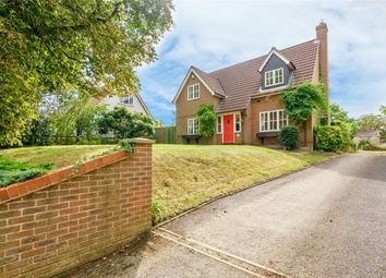 Thumbnail 4 bed detached house for sale in Ramsey Road, Kings Ripton, Huntingdon
