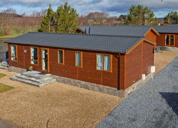 Thumbnail 2 bed lodge for sale in Atlas Lilac, Lochmanor Lodge Estate, Dunning