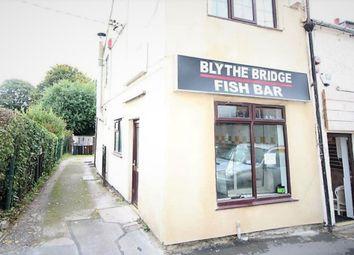 Thumbnail Property to rent in Blythe Bridge Chip Shop, Uttoxeter Road, Blythe Bridge