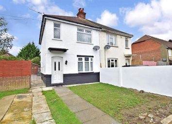Thumbnail 3 bed semi-detached house for sale in White Road, Chatham, Kent