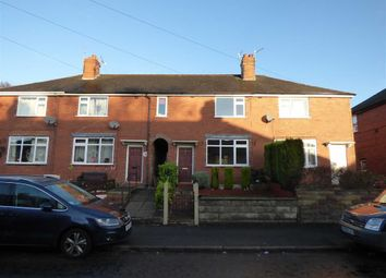 Thumbnail 3 bed town house for sale in Ridge Road, Sandyford, Stoke-On-Trent