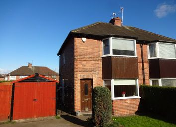 Thumbnail 2 bedroom semi-detached house for sale in Wingfield Crescent, Sheffield