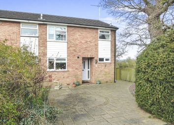 Thumbnail 3 bed semi-detached house for sale in Barclay Close, Hertford Heath, Hertford