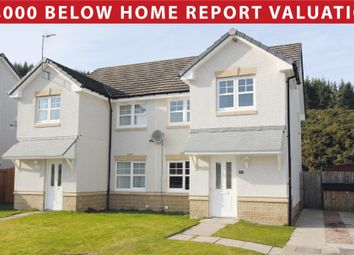 Thumbnail 3 bed semi-detached house for sale in Bishops View, Inverness