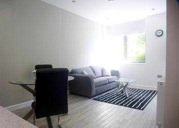 Thumbnail 1 bedroom flat to rent in Milburn Avenue, Oldbrook, Milton Keynes