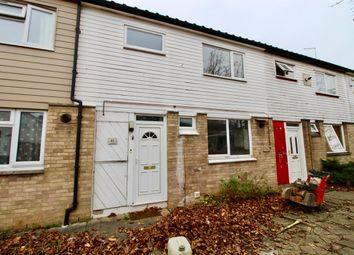Ellindon, Bretton, Peterborough PE3. 3 bed end terrace house to rent