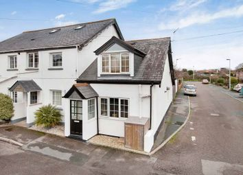 Thumbnail 1 Bed Semi Detached House For Sale In Greenhill Avenue Exmouth