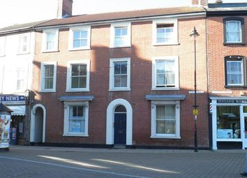Thumbnail 1 bed flat to rent in High Street, Lowestoft