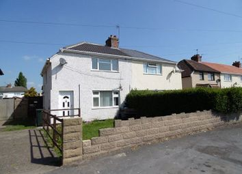 Thumbnail 2 bed semi-detached house for sale in Poplar Road, Dunscroft, Doncaster
