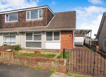 Thumbnail 3 bed semi-detached house for sale in Kennedy Drive, Pencoed, Bridgend.