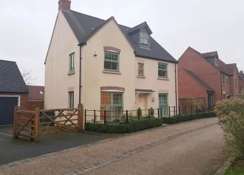 Thumbnail 4 bed detached house to rent in Stainburn Road, Lawley Village, Telford