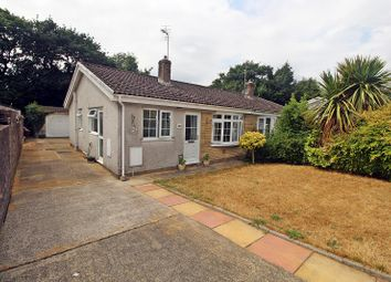 Thumbnail 2 bed semi-detached bungalow for sale in Trenos Gardens, Bryncae, Llanharan, Pontyclun, Rhondda, Cynon, Taff.