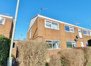 Thumbnail 1 bed flat for sale in Griffin Close, Shepshed, Leicestershire