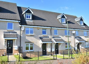 Thumbnail 4 bed town house for sale in Russell Way, Bathgate
