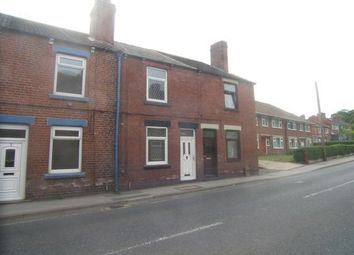 Thumbnail 2 bed terraced house to rent in Hall Street, Featherstone, Pontefract