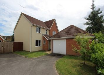 Thumbnail 3 bed semi-detached house for sale in Heritage Way, Rochford, Essex