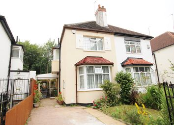 Thumbnail 3 bed semi-detached house for sale in Park Road West, Wolverhampton