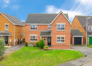 4 bed detached house for sale in Courtman Road, Stanwick NN9