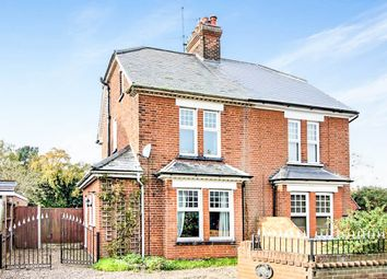 Thumbnail 4 bed semi-detached house for sale in Bulmer Lane, Winterton-On-Sea, Great Yarmouth