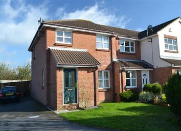 Thumbnail 3 bed semi-detached house to rent in Vokes Close, Southampton