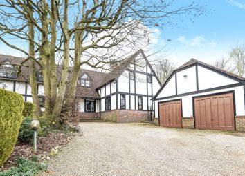 Thumbnail 5 bed detached house to rent in Farm Close, Chipstead, Coulsdon