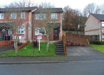 Thumbnail 3 bedroom end terrace house to rent in 7 Hazel Tree Way, Brackla, Bridgend.