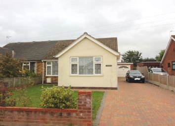 Thumbnail 2 bed bungalow for sale in Holly Avenue, Bradwell