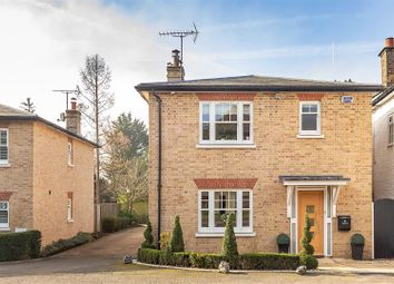3 bed detached house for sale in The Mews, Roundbush Lane, Round Bush, Aldenham, Watford WD25