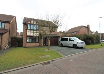Thumbnail 4 bed detached house to rent in Shipton Close, Great Sankey, Warrington