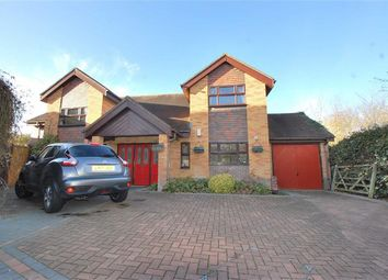 Thumbnail 5 bed detached house for sale in Ingleside Drive, Coreys Mill, Stevenage, Herts